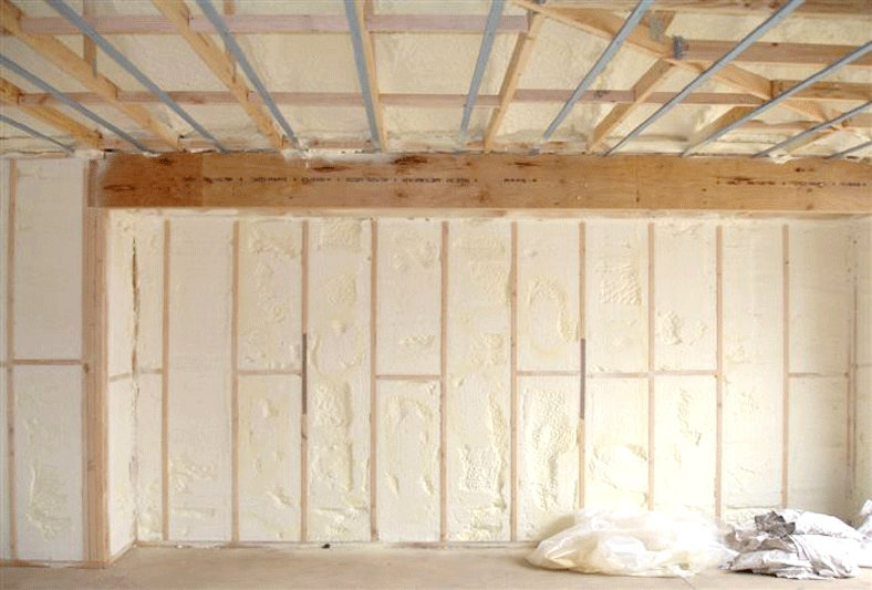 Wall Insulation By Spray Foam Solutions Get A Quote From Us