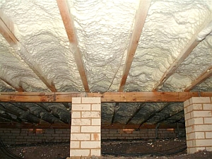 Underfloor Insulation Stops Draughts And Cold Floors