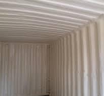 Acoustic Insulation Barrier Using Spray Foam Read All